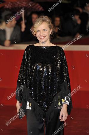 Editorial picture of 'Una Vita Tranquilla' film premiere, 5th International Rome Film Festival, Italy - 01 Nov 2010