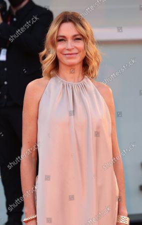 Editorial image of Closing Ceremony, 78th Venice International Film Festival, Italy - 11 Sep 2021