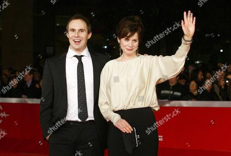 Jim Loach and Emily Watson