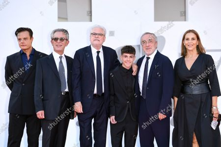Editorial photo of Closing Ceremony, 78th Venice International Film Festival, Italy - 11 Sep 2021