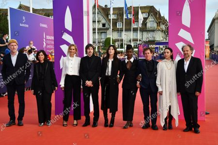 Editorial image of 'Human Things' premiere and Closing Ceremony, 47th Deauville American Film Festival, France - 11 Sep 2021