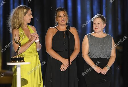 Editorial image of 2021 Creative Arts Emmy Awards - Roaming Show - Night One, Los Angeles, United States - 11 Sep 2021