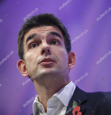 Stock Photo of Matt Britton, UK head of Google