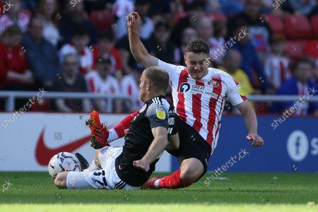 Editorial photo of Sunderland v Accrington Stanley - Sky Bet League One, United Kingdom - 11 Sep 2021