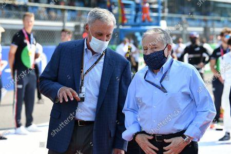 Editorial photo of 2021 F1 Italian Grand Prix, Race, Autodromo Nazionale Monza, Monza, Italy - 12 Sep 2021