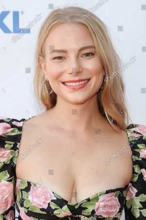Editorial picture of 3rd Annual Daytime Beauty Awards, Arrivals, Los Angeles, California, USA - 12 Sep 2021