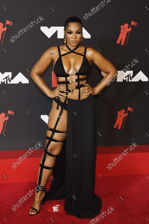 Editorial picture of 2021 MTV Video Music Awards, Arrivals, New York, USA - 12 Sep 2021