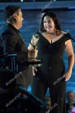 Editorial photo of 2021 Creative Arts Emmy Awards - Roaming Show - Day Two, Show Two, Los Angeles, United States - 12 Sep 2021