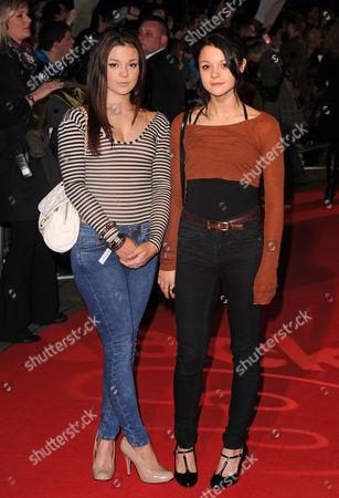 Megan Prescott and Kathryn Prescott