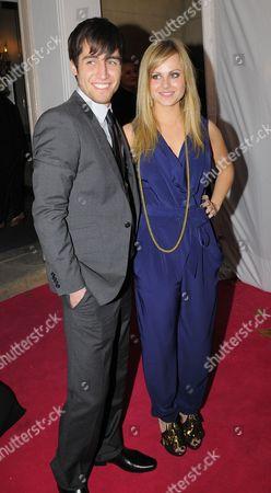 Jared Murillo and Tina O'Brien