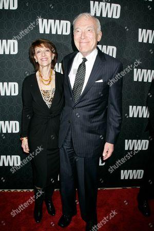 Editorial image of WWD @ 100 Anniversary Gala, New York, America - 02 Nov 2010