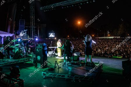Editorial picture of Pitchfork Festival 2021, Day 2, Chicago, USA - 11 Sep 2021