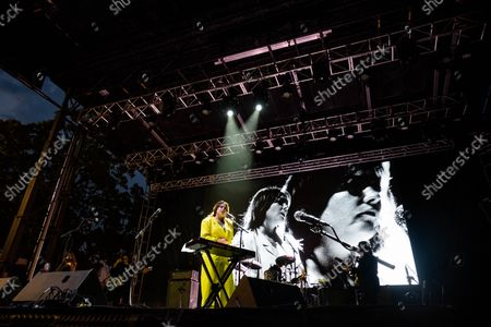 Editorial photo of Pitchfork Festival 2021, Day 2, Chicago, USA - 11 Sep 2021