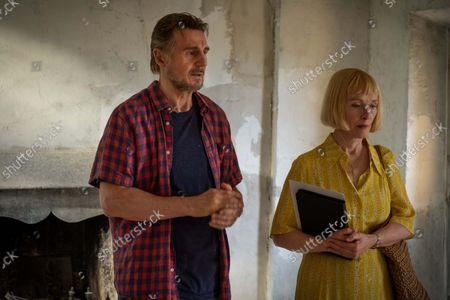 Liam Neeson, Lindsay Duncan