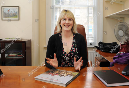 Editorial image of Alice Barnard, Chief Executive of the Countryside Alliance Foundation at their offices in the Old Town Hall in London, Britain - 06 Oct 2010