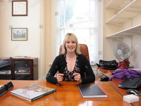 Editorial photo of Alice Barnard, Chief Executive of the Countryside Alliance Foundation at their offices in the Old Town Hall in London, Britain - 06 Oct 2010