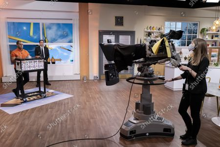 Editorial picture of 'This Morning' TV show, London, UK - 13 Sep 2021