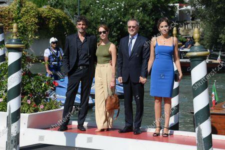 Luca Lucini, Cristiana Capotondi, Carlo Bonomi, Veronica Gervaso