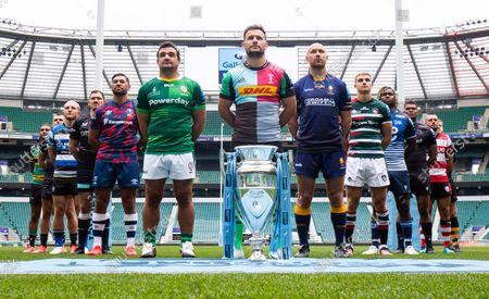 Editorial picture of Gallagher Premiership Season Launch,  Rugby Union, Twickenham Stadium, London, UK - 09 Sep 2021