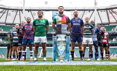 Editorial image of Gallagher Premiership Season Launch,  Rugby Union, Twickenham Stadium, London, UK - 09 Sep 2021