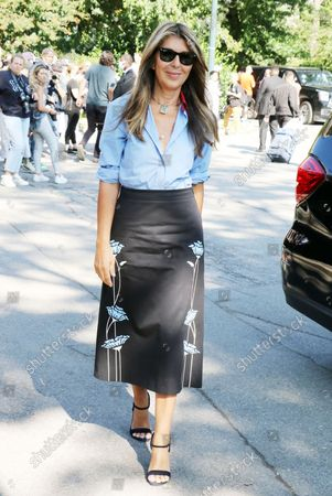 Stock Photo of Nina Garcia