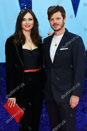 Editorial picture of 'Everybody's Talking About Jamie' film premiere, Royal Festival Hall, London, UK - 13 Sep 2021
