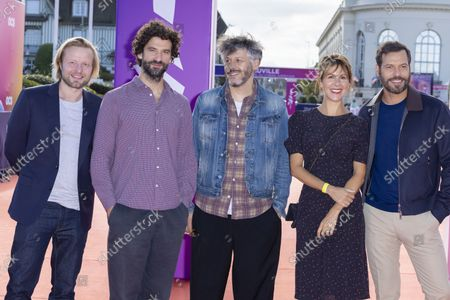 Editorial image of 47th Deauville American Film Festival, France - 11 Sep 2021