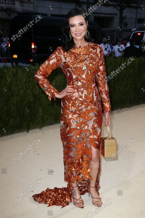 Editorial photo of Costume Institute Benefit celebrating the opening of In America: A Lexicon of Fashion, Arrivals, The Metropolitan Museum of Art, New York, USA - 13 Sep 2021