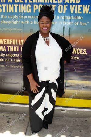 Stock Picture of Natasha Yvette Williams