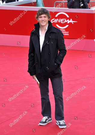 Editorial picture of 'I Want to be a Soldier' Film Premiere, 5th International Rome Film Festival, Rome, Italy - 02 Nov 2010