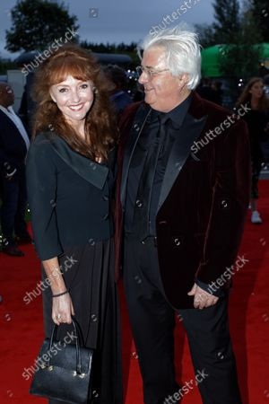 Stock Picture of (L-R) Melanie Walters and composer Mark Thomas