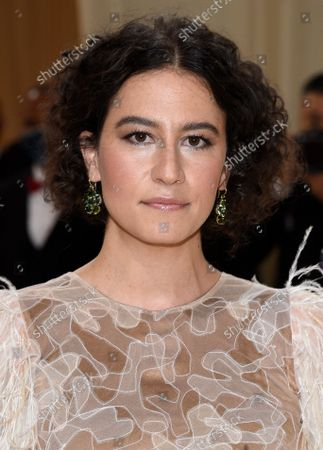 """Ilana Glazer attends The Metropolitan Museum of Art's Costume Institute benefit gala celebrating the opening of the """"In America: A Lexicon of Fashion"""" exhibition, in New York"""