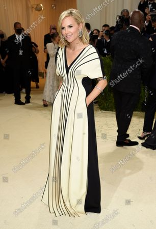 """Tory Burch attends The Metropolitan Museum of Art's Costume Institute benefit gala celebrating the opening of the """"In America: A Lexicon of Fashion"""" exhibition, in New York"""