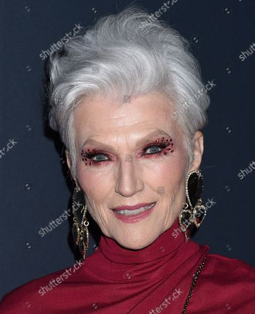 Stock Picture of Maye Musk