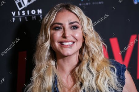 Editorial picture of Los Angeles Premiere Of Vision Films' 'I Love Us', Hollywood, United States - 13 Sep 2021