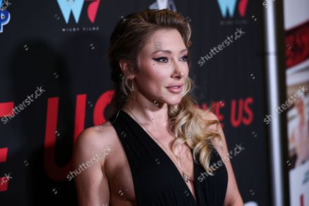 Editorial image of Los Angeles Premiere Of Vision Films' 'I Love Us', Hollywood, United States - 13 Sep 2021