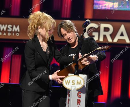 Stock Picture of Nicole Kidman and Keith Urban