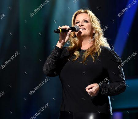 Stock Photo of Trisha Yearwood