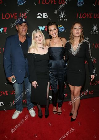 Editorial image of 'I Love Us' film premiere , West Hollywood, Los Angeles, California, USA - 13 Sep 2021