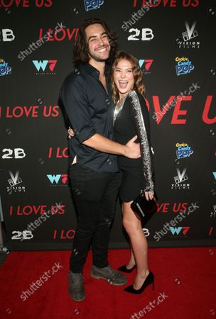 Editorial picture of 'I Love Us' film premiere , West Hollywood, Los Angeles, California, USA - 13 Sep 2021
