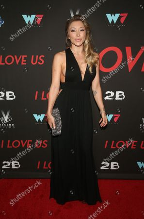 Editorial photo of 'I Love Us' film premiere , West Hollywood, Los Angeles, California, USA - 13 Sep 2021
