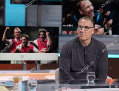 Editorial picture of 'Good Morning Britain' TV show, London, UK - 14 Sep 2021