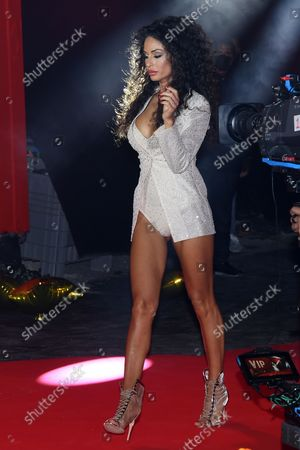 Editorial picture of 'Big Brother'' TV broadcast, Episode 1, Rome, Italy - 13 Sep 2021