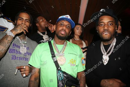 Editorial photo of Swizz Beatz Surprise Birthday Party at Little Sister, New York, USA - 12 Sep 2021