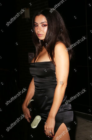 Stock Image of Charli XCX