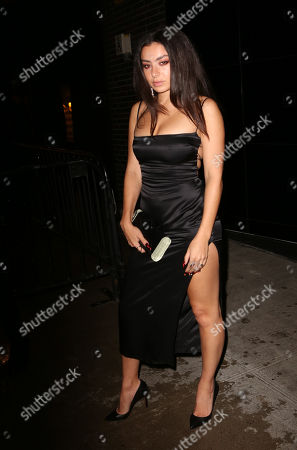 Editorial picture of Met Gala after party at the Standard Hotel 'Boom Boom Room', New York, USA - 13 Sep 2021