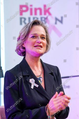 Pink Ribbon press conference, Zaventem