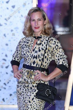 Stock Photo of Charlotte Dellal