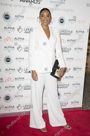 Editorial photo of Lifestyle Awards, Landmark Hotel Marylebone, London, UK - 13 Sep 2021