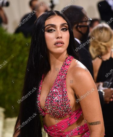 Editorial picture of Costume Institute Benefit celebrating the opening of In America: A Lexicon of Fashion, Arrivals, The Metropolitan Museum of Art, New York, USA - 13 Sep 2021